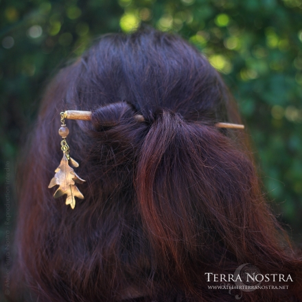 """""""Automnal"""" hair pin — Model 2"""