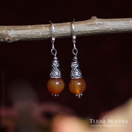 """Magic drops"" customizable earrings"