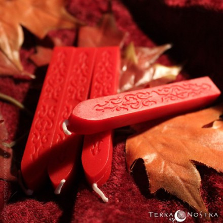 Sealing wax - Red