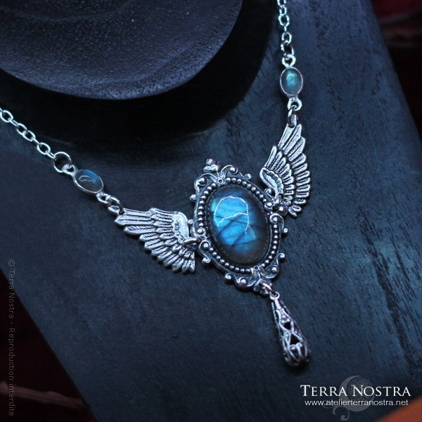"""Heavenly Spirit"" Necklace"