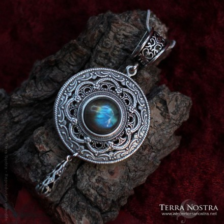 """The Witch's Sky"" Pendant"