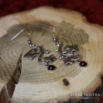"""Ivy's Song II"" earrings"